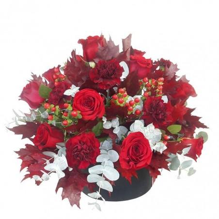 Flores de Fuego.