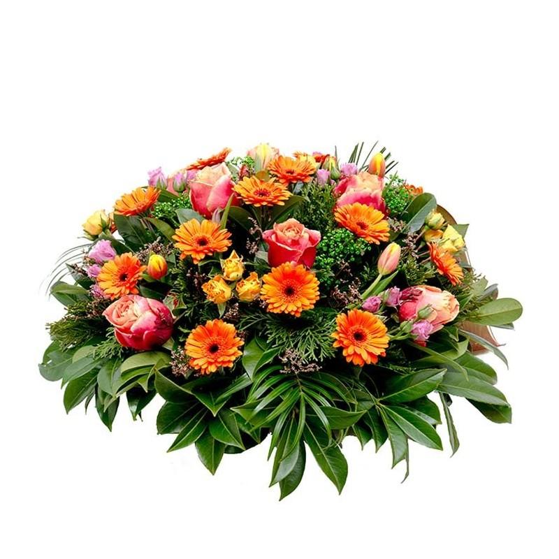 Centro de flores para funeral 0088CR