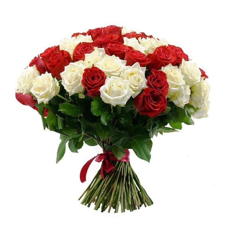 Ramo de rosas Chantillí