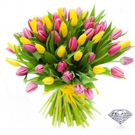 50 Tulipanes. Una leyenda.