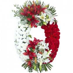 Corona de flores Aranjuez