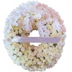 Corona de flores Indostán