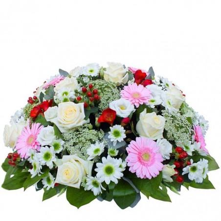 Centro de flores fúnebre Brisa