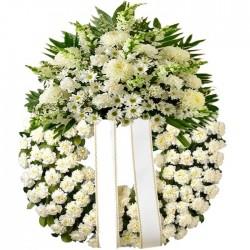 Corona de flores Imperial