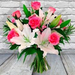 entrega de ramos de flores a domicilio en madrid