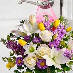 mandar ramos de flores a domicilio en el dia madrid
