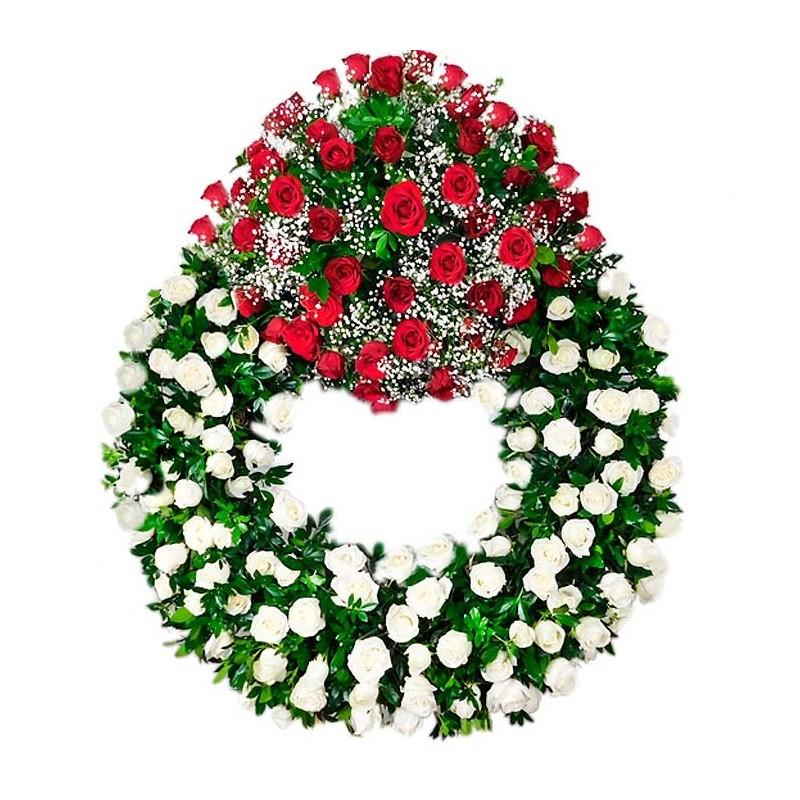 Corona de flores Epsilon