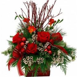 Flores Navideñas Chamberí