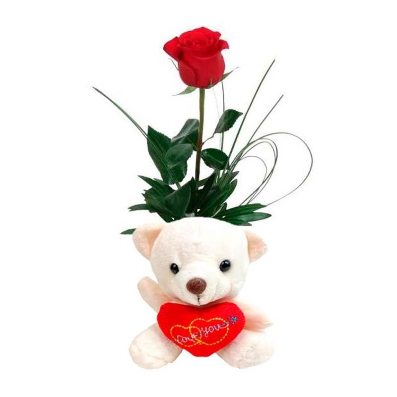 Rosa Corazón