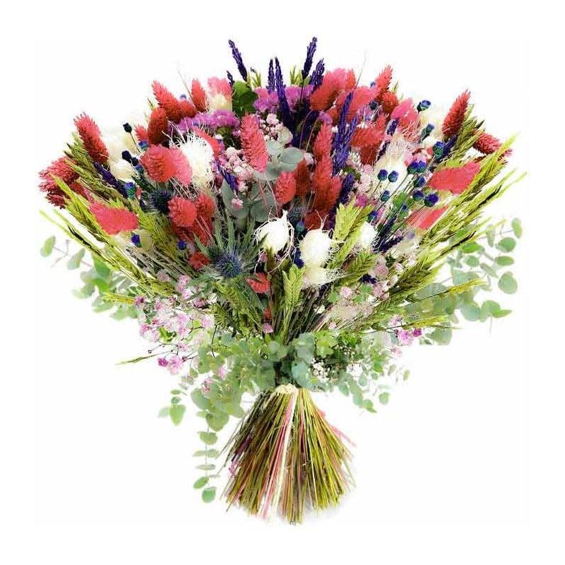 ramo de flores preservadas madrid