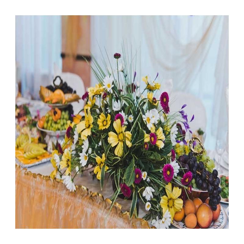 Decoración con Flores 7