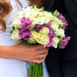 Ramo de novia Toscana