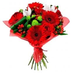 Ramo de flores Gorbea