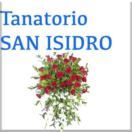 Enviar flores a Tanatorio San Isidro