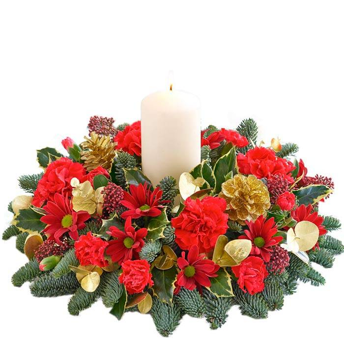 flores para navida madrid