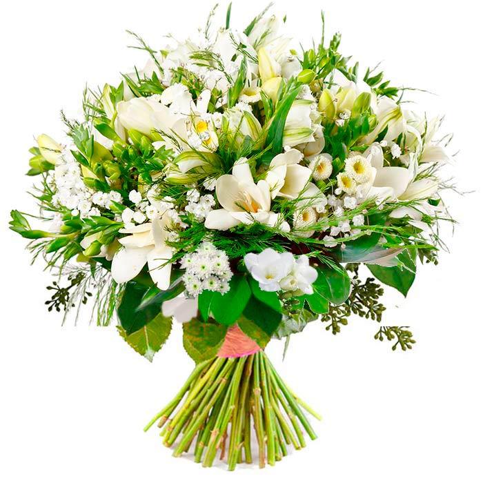 cestas de flores para un cumpleaños