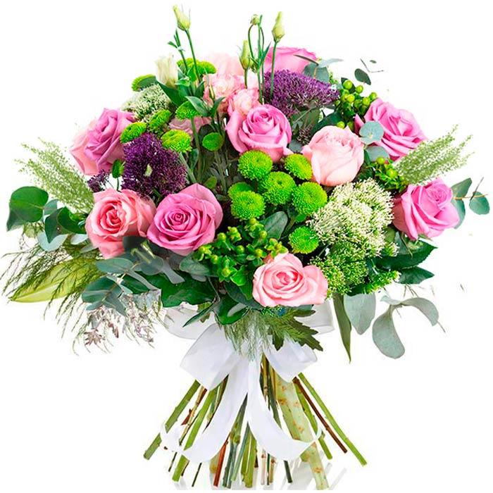 ramos de rosas para cumpleaños