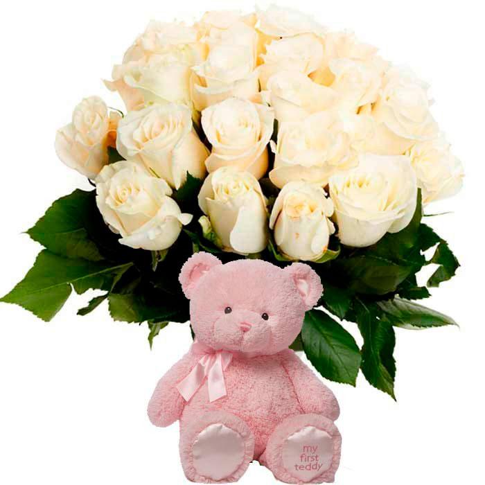 flores para recien nacidos madrid