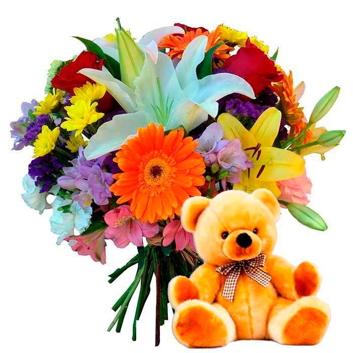 flores para nacimientos bebes madrid