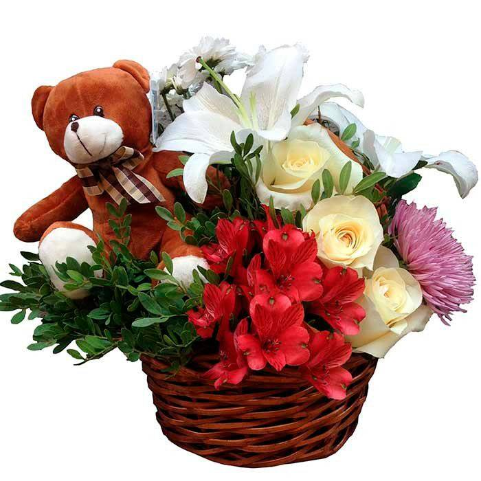 flores para nacimientos bebes en madrid