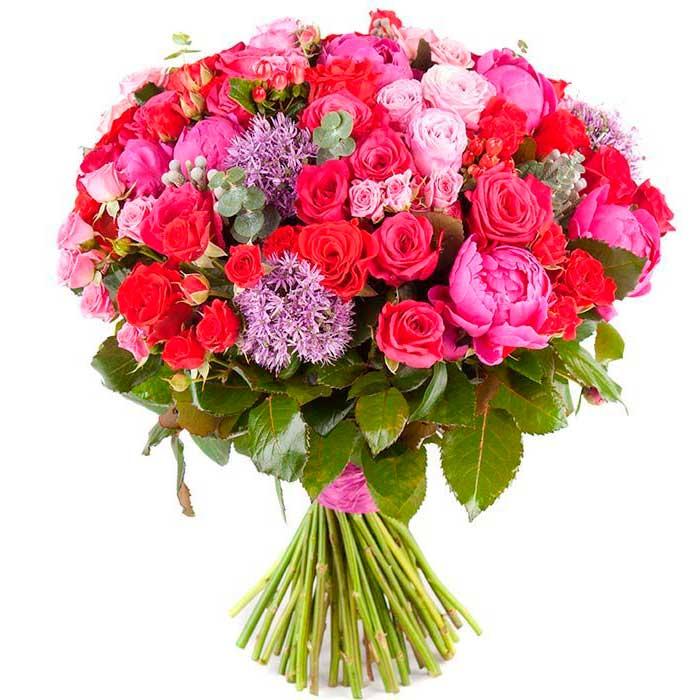 rosas para san valentin madrid