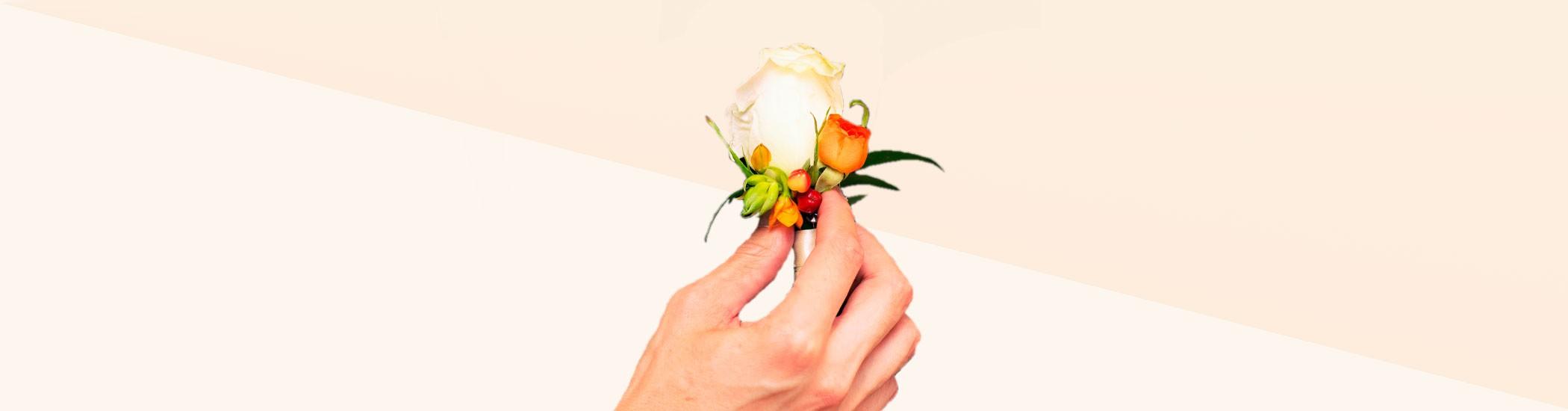 #prendidos de flores